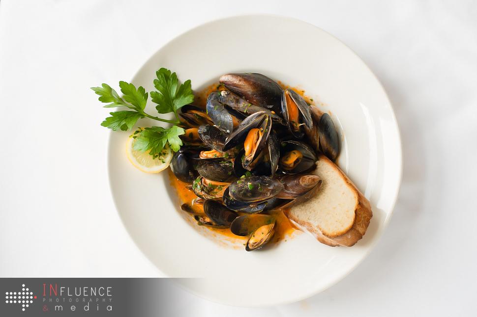 Restaurant Photography – Puccini Ashton under Lyne