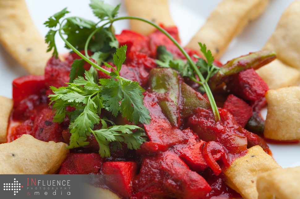 Food Photography Manchester, Influence Photography, Indian Food Photographer, Viceroy Hyde