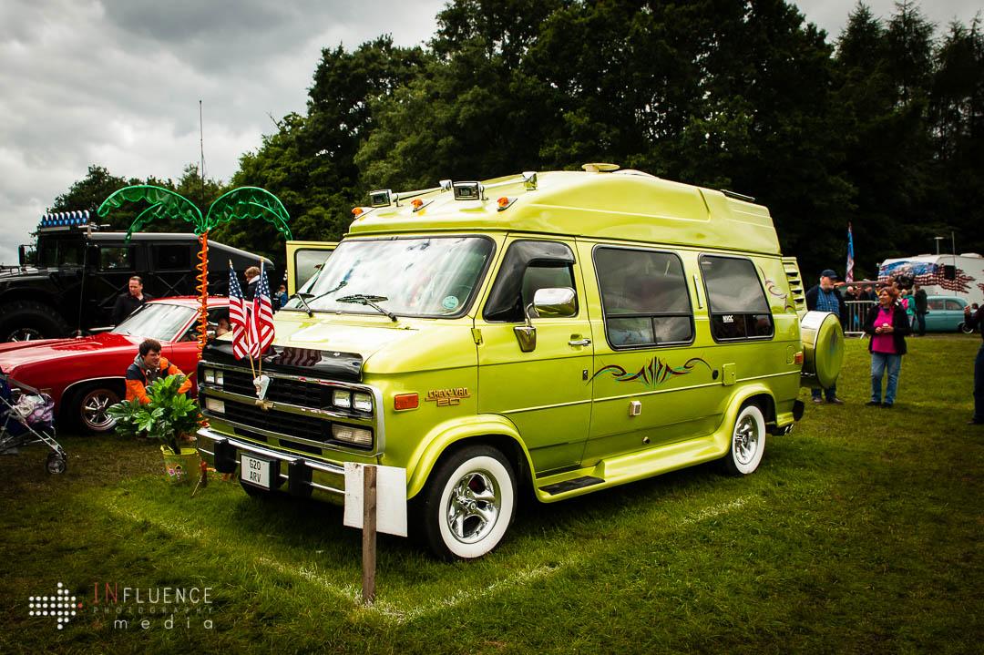Tom Gancarz, Business photography, Car Show Tatton Park