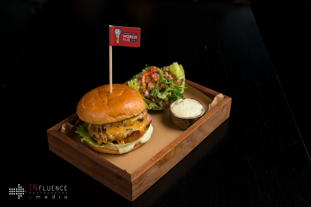 Commercial Food Photography, Burgers Photography, Restaurant Photography, Pub Photography