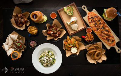 Food Photography Manchester | Village Hotels